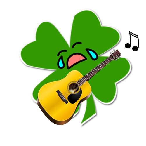 ShamRockers!: Animated Stickers messages sticker-9