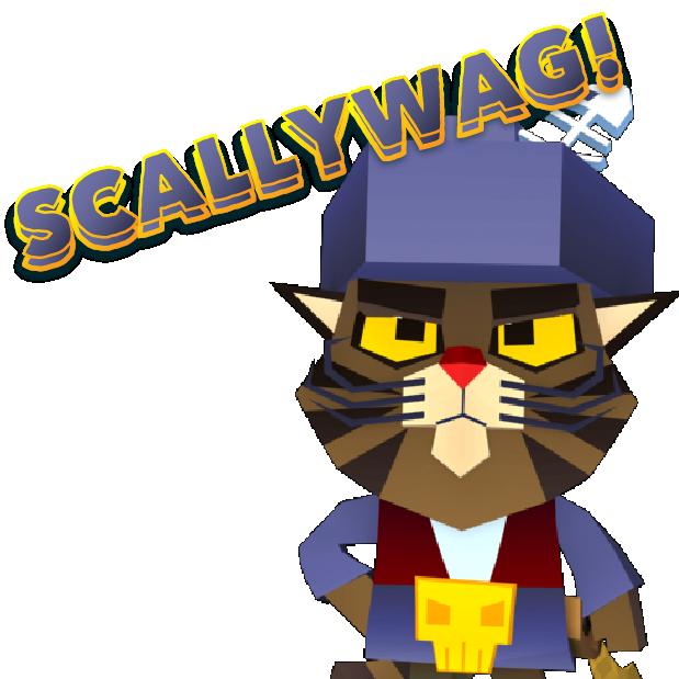 Blocky Pirates messages sticker-11