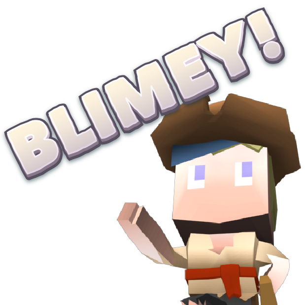 Blocky Pirates messages sticker-4