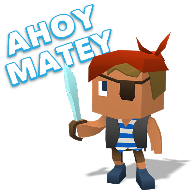 Blocky Pirates messages sticker-0