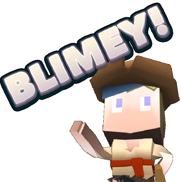 Blocky Pirates messages sticker-4