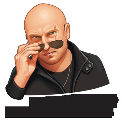 Физрук. Симулятор Фомы от ТНТ messages sticker-8
