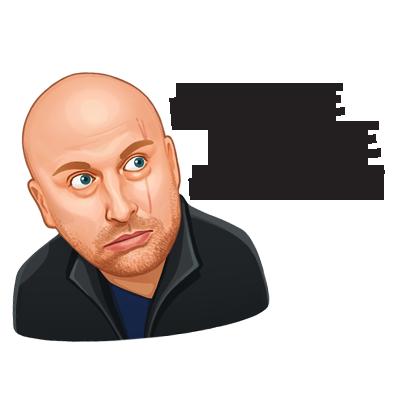 Физрук. Симулятор Фомы от ТНТ messages sticker-11