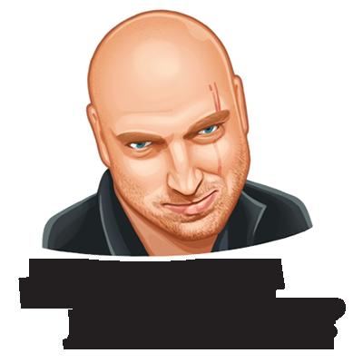 Физрук. Симулятор Фомы от ТНТ messages sticker-4