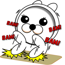 Rabbit or ...? - Animation messages sticker-2