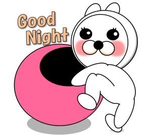 Rabbit or ...? - Animation messages sticker-9