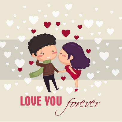 Be my Valentine - stickers messages sticker-2