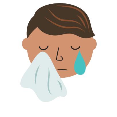 Kleenex® Moment Emoji Sticker Pack messages sticker-11
