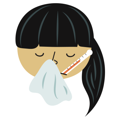 Kleenex® Moment Emoji Sticker Pack messages sticker-6