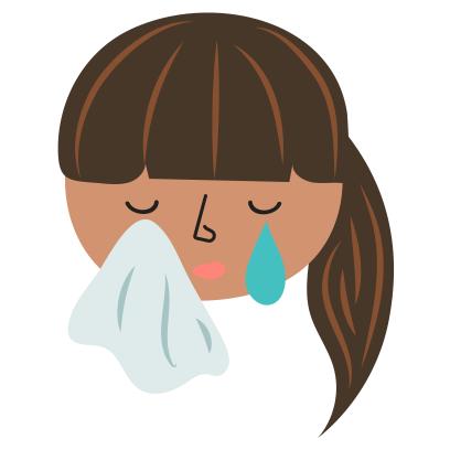 Kleenex® Moment Emoji Sticker Pack messages sticker-10