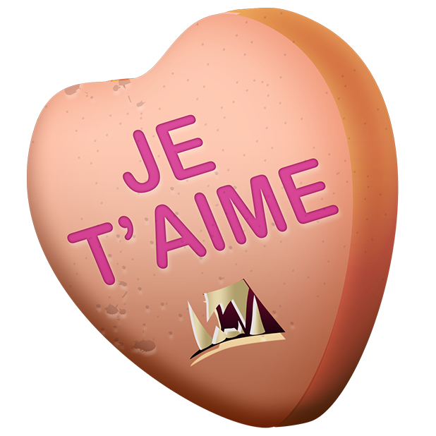 L'Amour Fou messages sticker-10