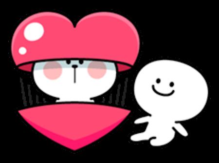 Cool Rabbit Love messages sticker-5