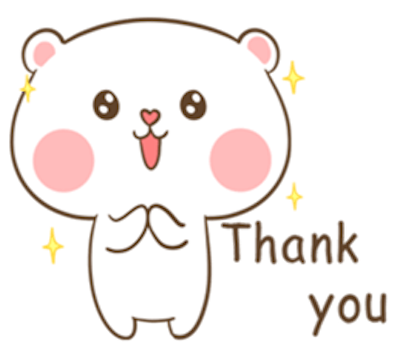 Lovely Fluffy Bear messages sticker-6