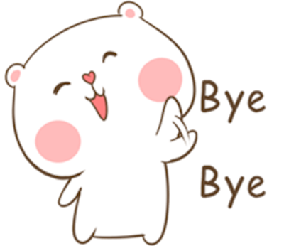 Lovely Fluffy Bear messages sticker-4