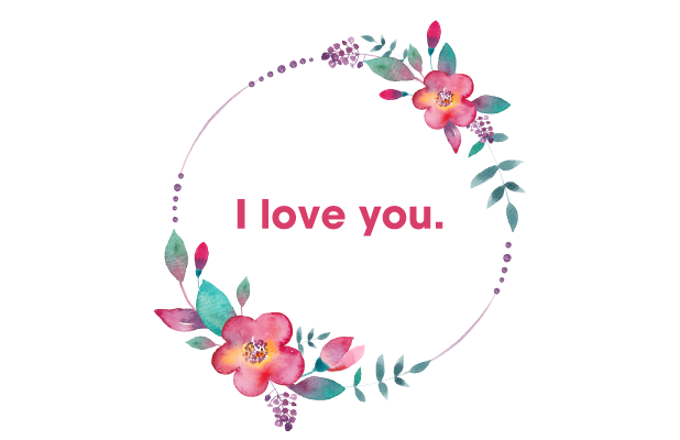 Love sticker 2 - valentine stickers pack messages sticker-5