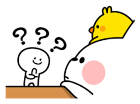 Cool Rabbit and Tiny Smiles messages sticker-6