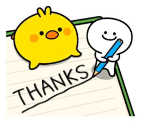 Cool Rabbit and Tiny Smiles messages sticker-2