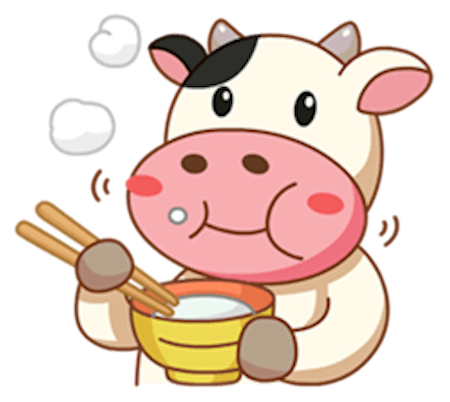 Milk Cow vol 2 messages sticker-10