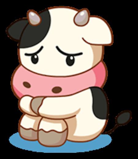 Milk Cow vol 2 messages sticker-7