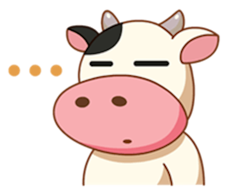 Milk Cow vol 2 messages sticker-1