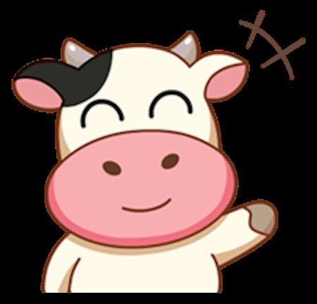 Milk Cow vol 2 messages sticker-5