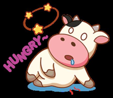 Milk Cow vol 2 messages sticker-3