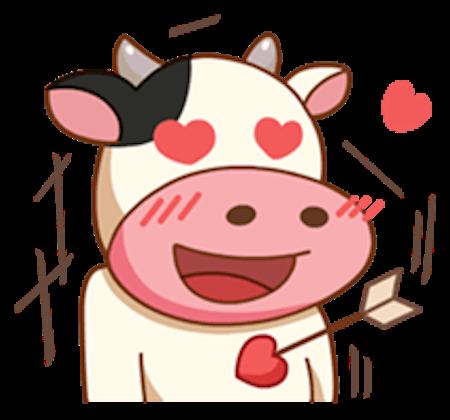 Milk Cow vol 2 messages sticker-11