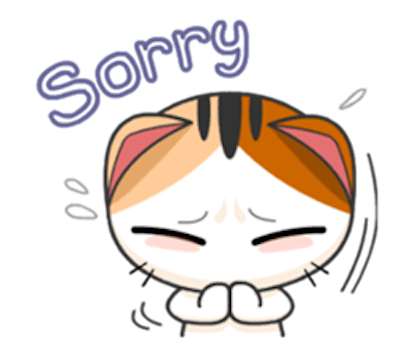 Lovely Kitty Cat vol 3 messages sticker-11