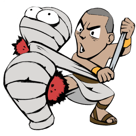 Ancient Secrets of the Mummy messages sticker-4