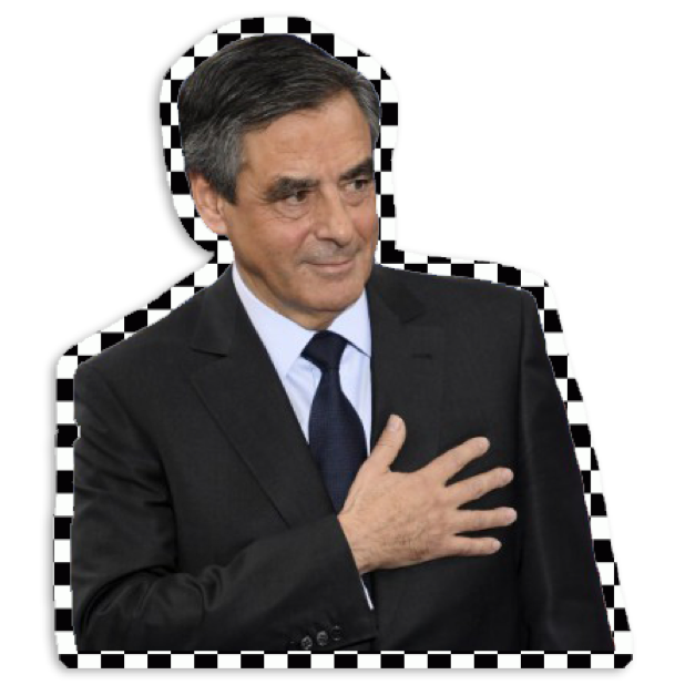 French 2017 Presidential Election Stickers messages sticker-3