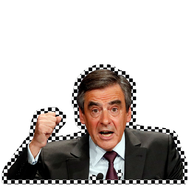 French 2017 Presidential Election Stickers messages sticker-7