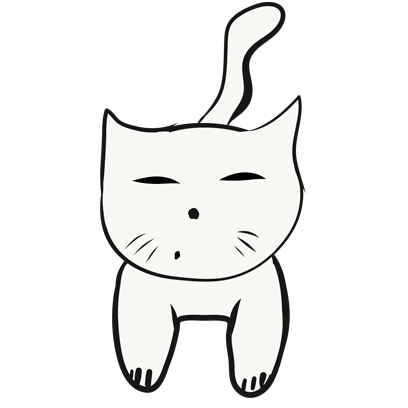 Chibi Cat Cat messages sticker-8