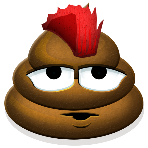 Moody Poops messages sticker-1