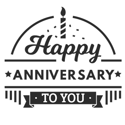 Anniversary Photo Frames Cards messages sticker-9
