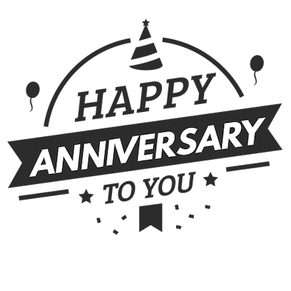 Anniversary Photo Frames Cards messages sticker-10