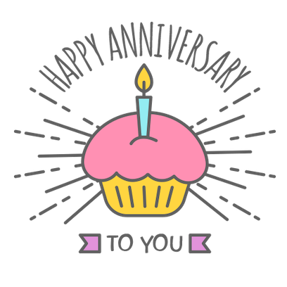 Anniversary Photo Frames Cards messages sticker-2