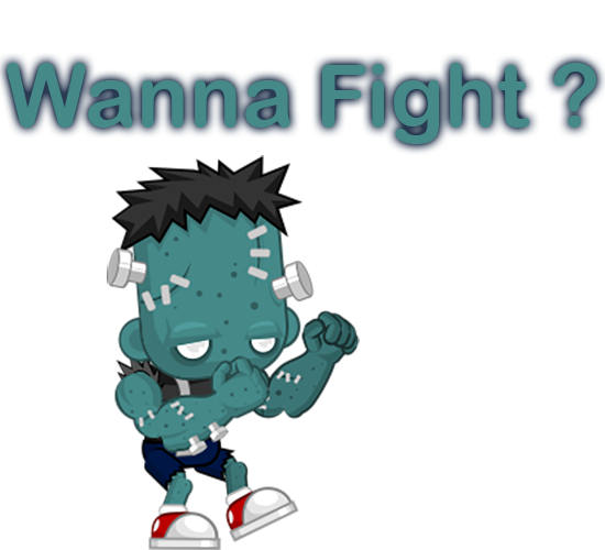 Say it as Zombie Sticker Pack messages sticker-3