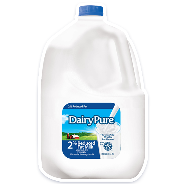 DairyPure Brand Milk Stickers messages sticker-5