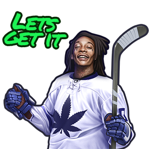 Wiz Khalifa's Weed Farm messages sticker-0