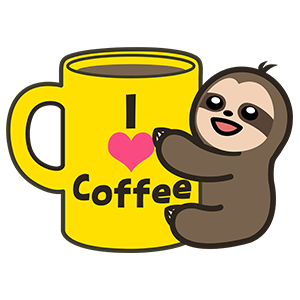 Cute Sloth Stickers messages sticker-10