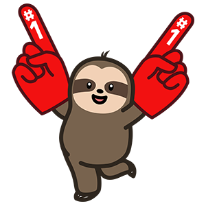 Cute Sloth Stickers messages sticker-11