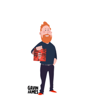 Gavin James Animated Stickers messages sticker-3
