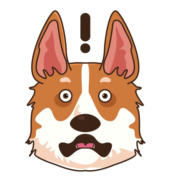 Corgioji - Corgi Emoji & Stickers messages sticker-3