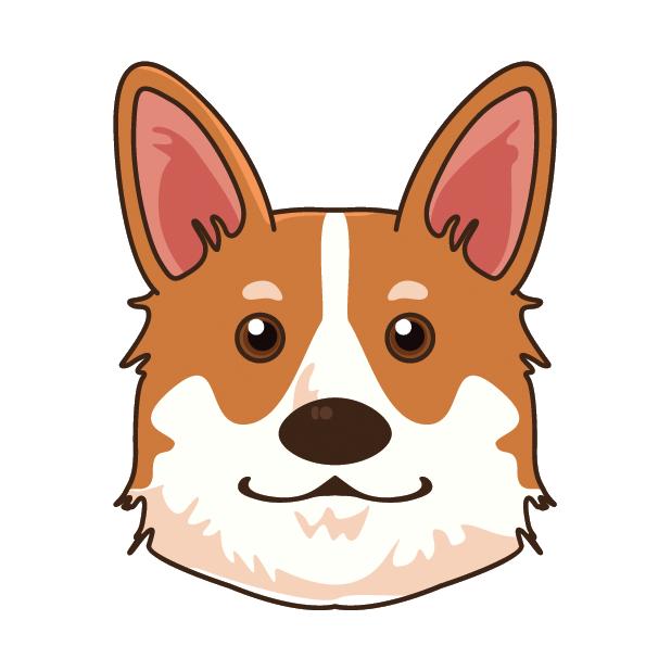 Corgioji - Corgi Emoji & Stickers messages sticker-0