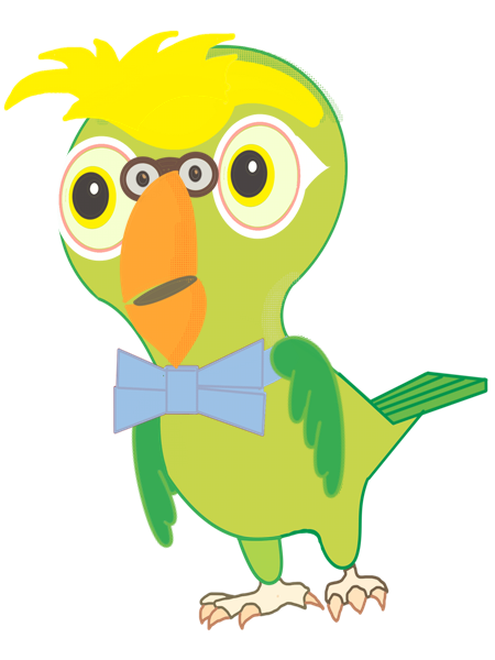 BillyStickers - Animated Parrot Fun Stickers messages sticker-3