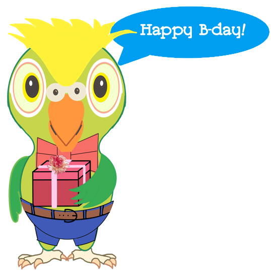 BillyStickers - Animated Parrot Fun Stickers messages sticker-5