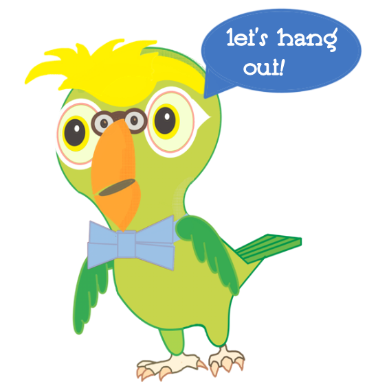 BillyStickers - Animated Parrot Fun Stickers messages sticker-9