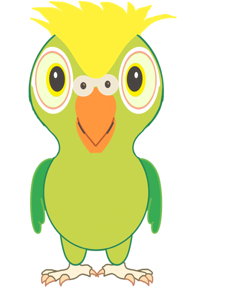 BillyStickers - Animated Parrot Fun Stickers messages sticker-1