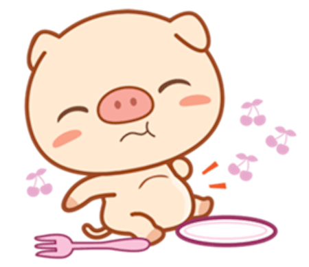 Little Pig Pinky messages sticker-6