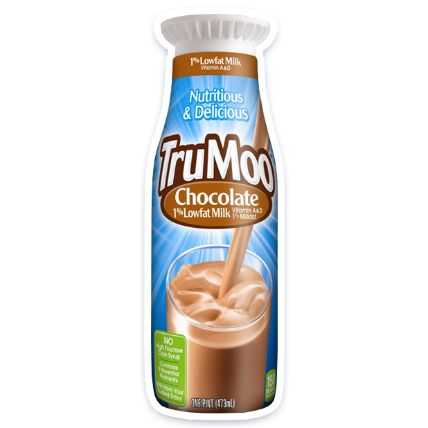 TruMoo Brand Milk Stickers messages sticker-7